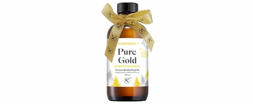 Kannaway Pure Gold Öl